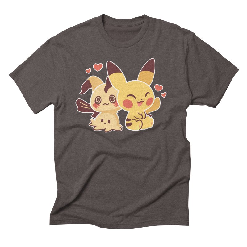 Best Friends Men's Triblend T-Shirt by ZombieMiki's Shirts & Stuff