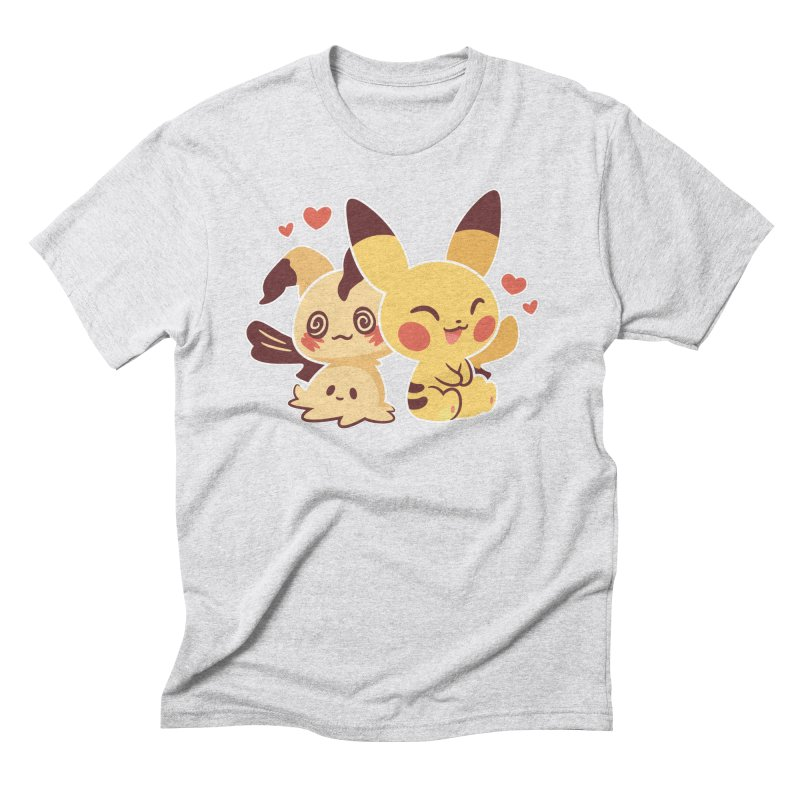 Best Friends Men's Triblend T-Shirt by ZombieMiki's Shirts & Stuff