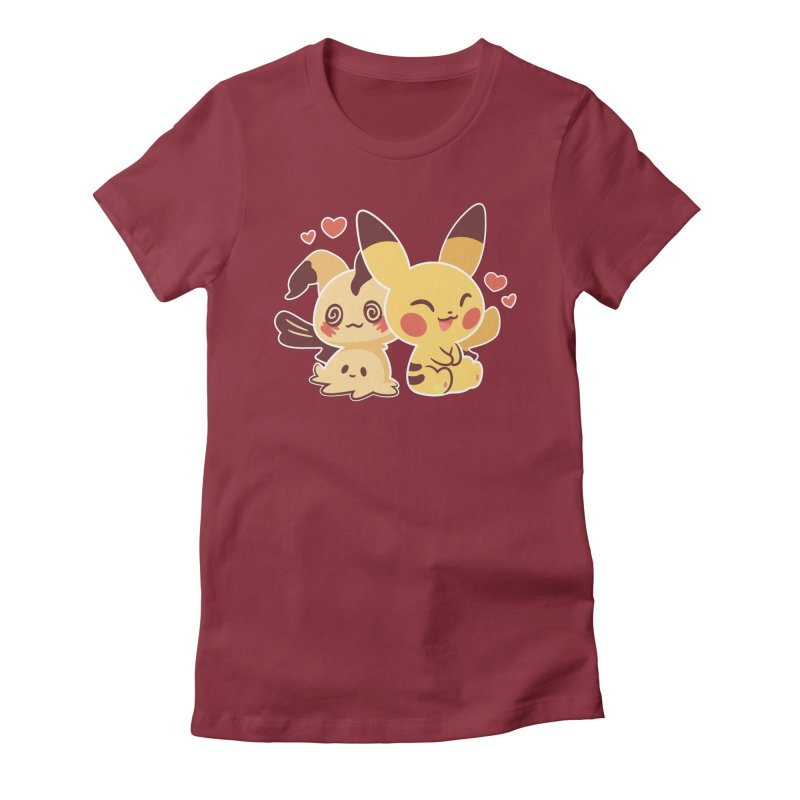 Best Friends Women's T-Shirt by ZombieMiki's Shirts & Stuff