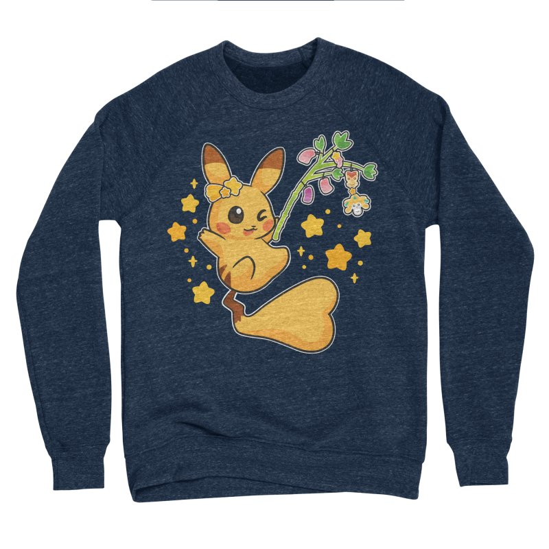 Tanabata Men's Sponge Fleece Sweatshirt by ZombieMiki's Shirts & Stuff