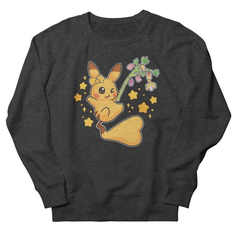 Tanabata Men's French Terry Sweatshirt by ZombieMiki's Shirts & Stuff