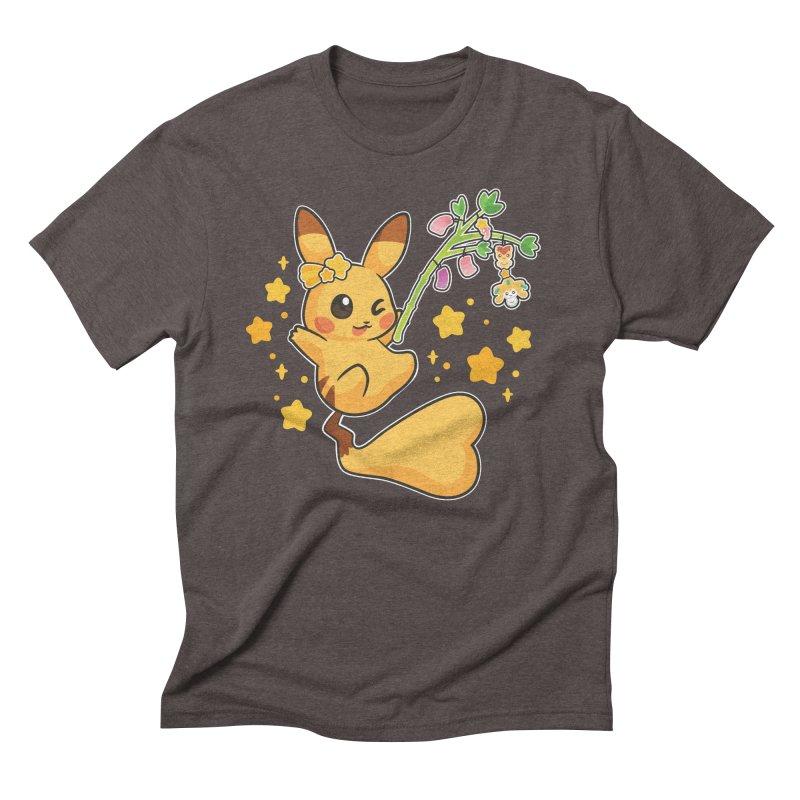 Tanabata Men's Triblend T-Shirt by ZombieMiki's Shirts & Stuff