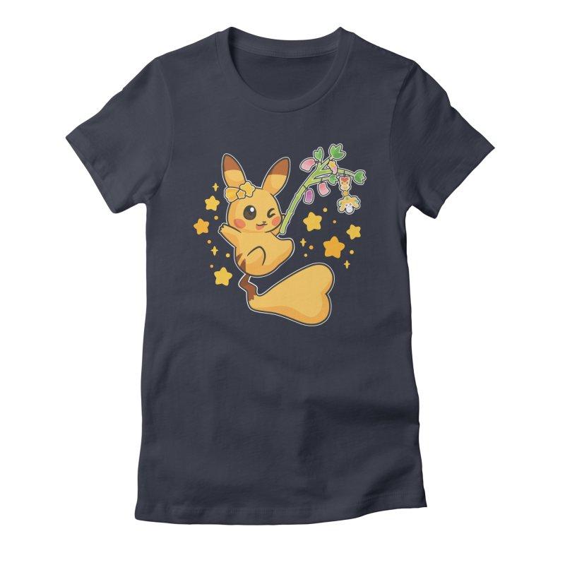 Tanabata Women's Fitted T-Shirt by ZombieMiki's Shirts & Stuff