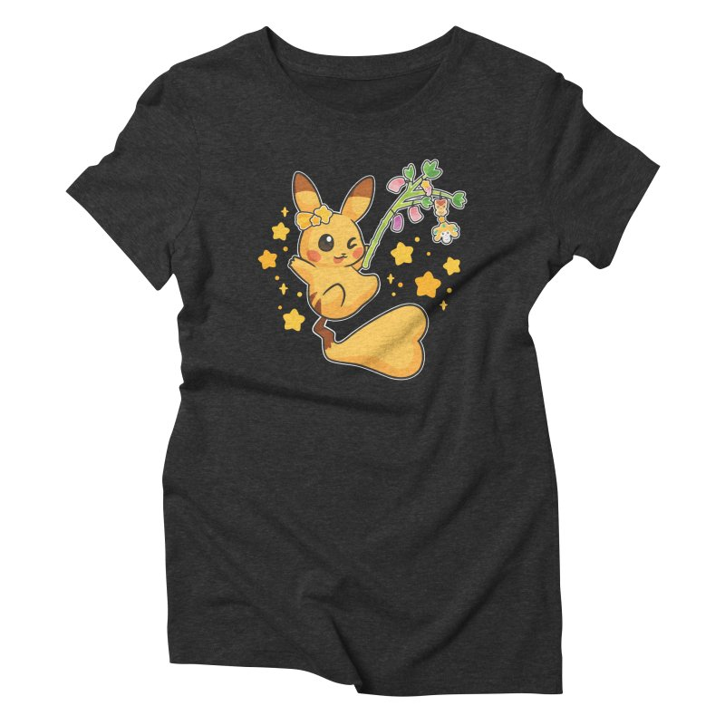 Tanabata Women's Triblend T-Shirt by ZombieMiki's Shirts & Stuff
