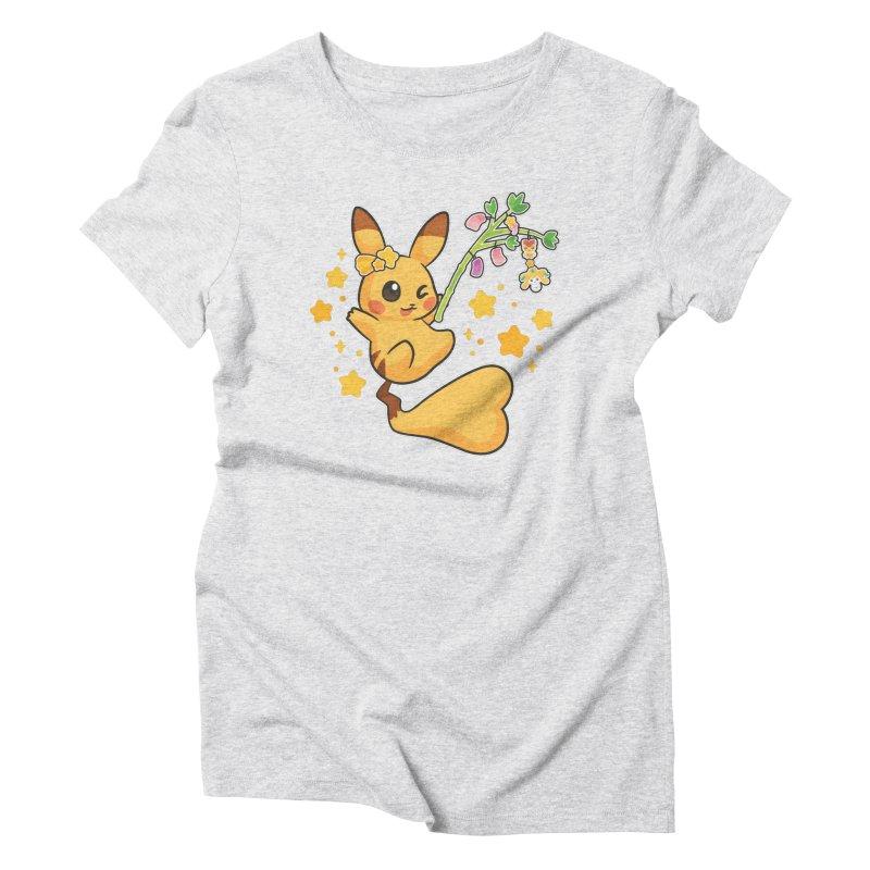 Tanabata Women's Triblend T-Shirt by ZombieMiki's Shirts & Stuff
