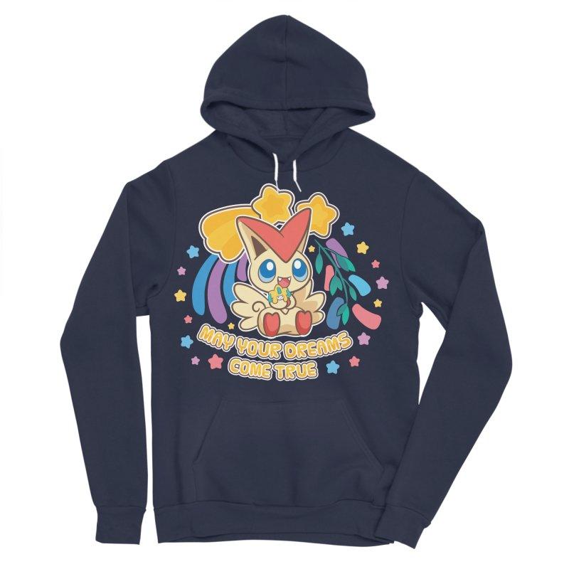 Dreams Come True Men's Sponge Fleece Pullover Hoody by ZombieMiki's Shirts & Stuff
