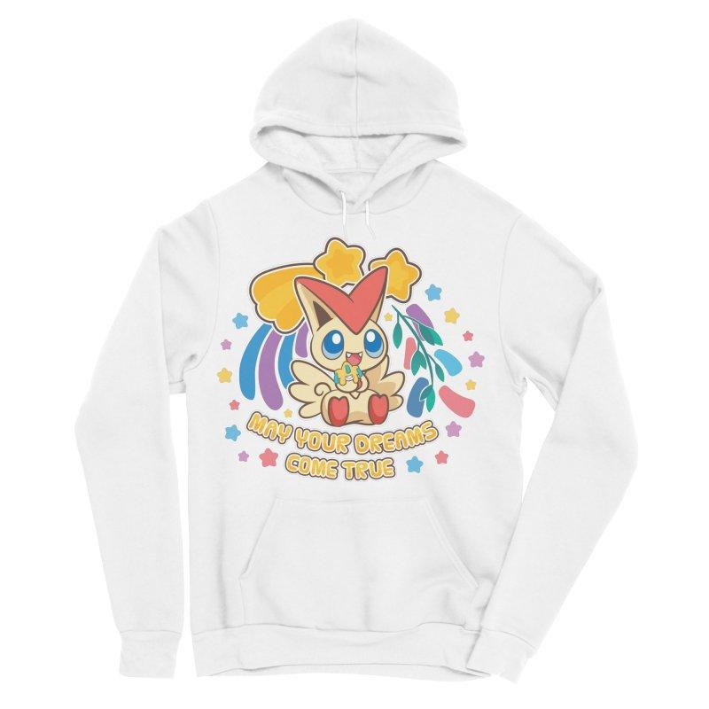 Dreams Come True Women's Sponge Fleece Pullover Hoody by ZombieMiki's Shirts & Stuff