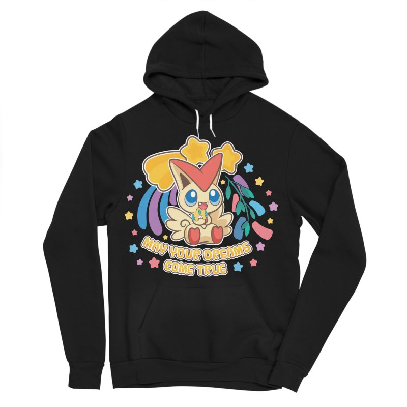 Dreams Come True Women's Sponge Fleece Pullover Hoody by ZombieMiki's Shirts & Stuff
