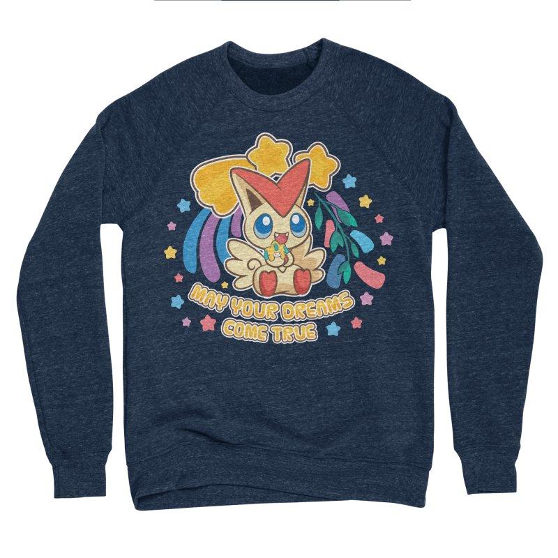 Dreams Come True Men's Sponge Fleece Sweatshirt by ZombieMiki's Shirts & Stuff