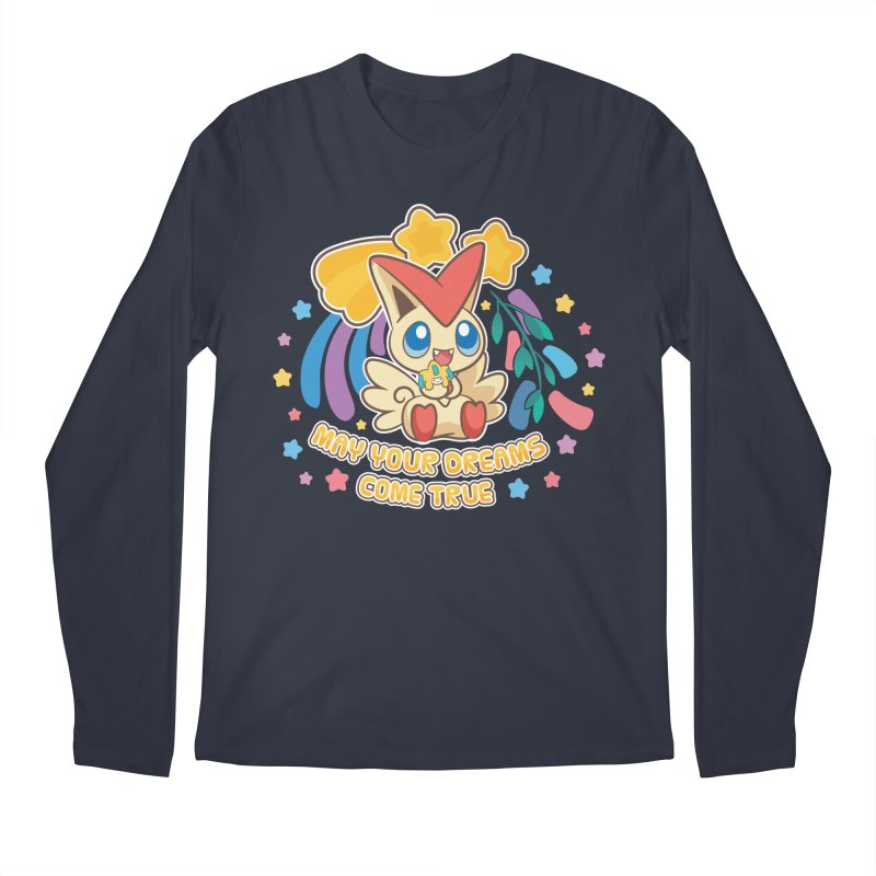 Dreams Come True Men's Regular Longsleeve T-Shirt by ZombieMiki's Shirts & Stuff