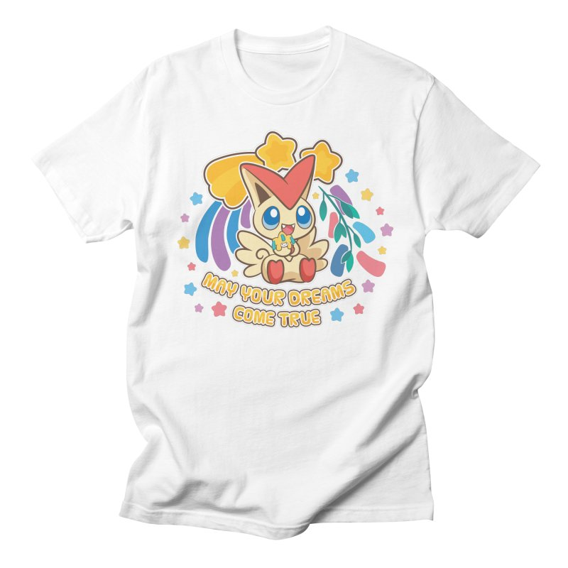 Dreams Come True Men's Regular T-Shirt by ZombieMiki's Shirts & Stuff