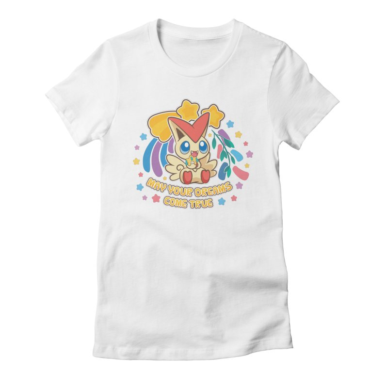 Dreams Come True Women's Fitted T-Shirt by ZombieMiki's Shirts & Stuff