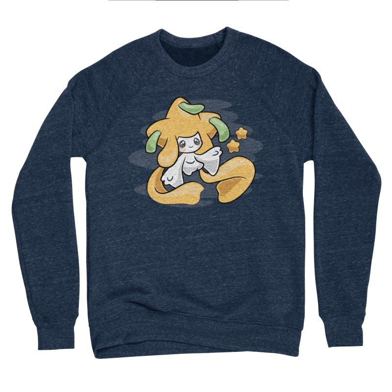 Starry Night Men's Sponge Fleece Sweatshirt by ZombieMiki's Shirts & Stuff