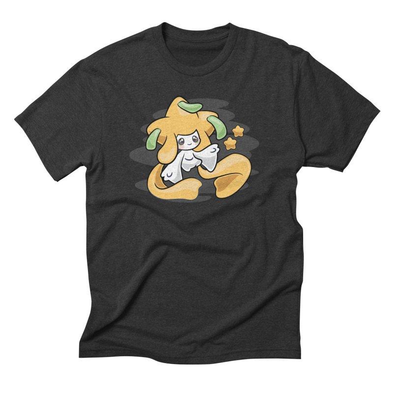 Starry Night Men's Triblend T-Shirt by ZombieMiki's Shirts & Stuff