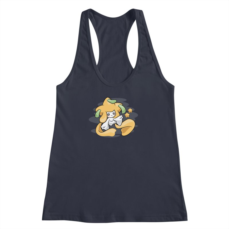 Starry Night Women's Racerback Tank by ZombieMiki's Shirts & Stuff