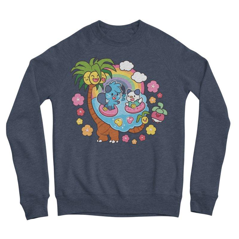 Tropical Vacation Men's Sweatshirt by ZombieMiki's Shirts & Stuff
