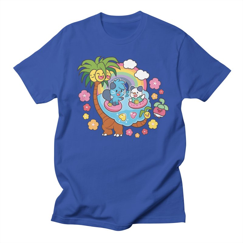 Tropical Vacation Women's Regular Unisex T-Shirt by ZombieMiki's Shirts & Stuff