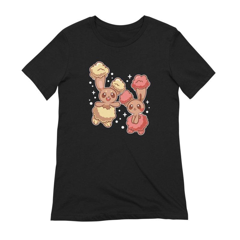 Bunny Buds Women's T-Shirt by ZombieMiki's Shirts & Stuff