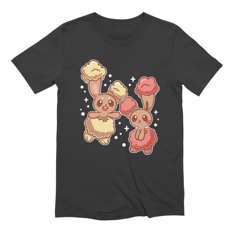 Bunny Buds Men's Extra Soft T-Shirt by ZombieMiki's Shirts & Stuff