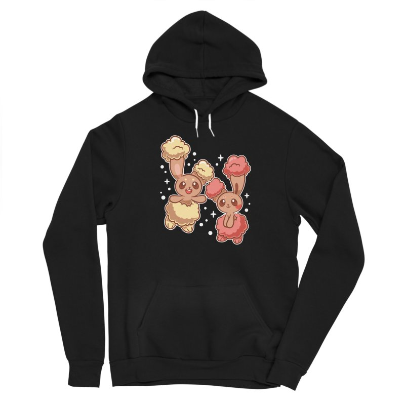 Bunny Buds Women's Pullover Hoody by ZombieMiki's Shirts & Stuff