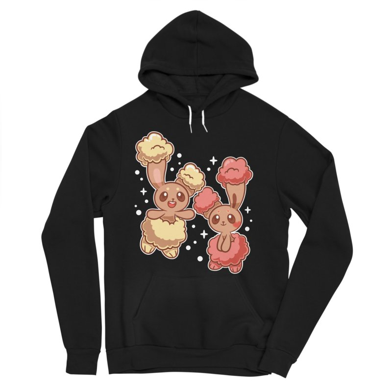 Bunny Buds Women's Sponge Fleece Pullover Hoody by ZombieMiki's Shirts & Stuff