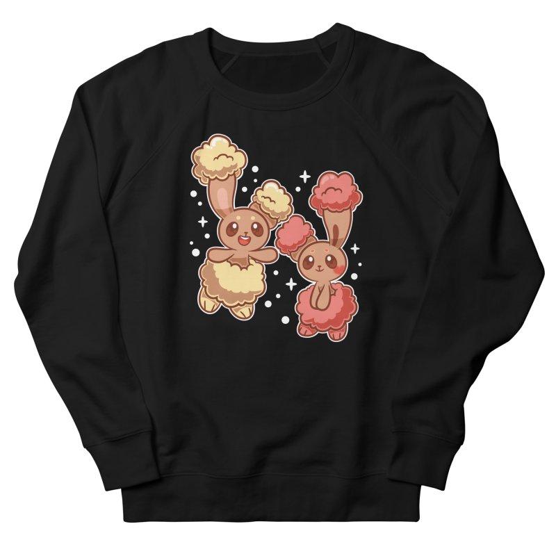 Bunny Buds Men's French Terry Sweatshirt by ZombieMiki's Shirts & Stuff