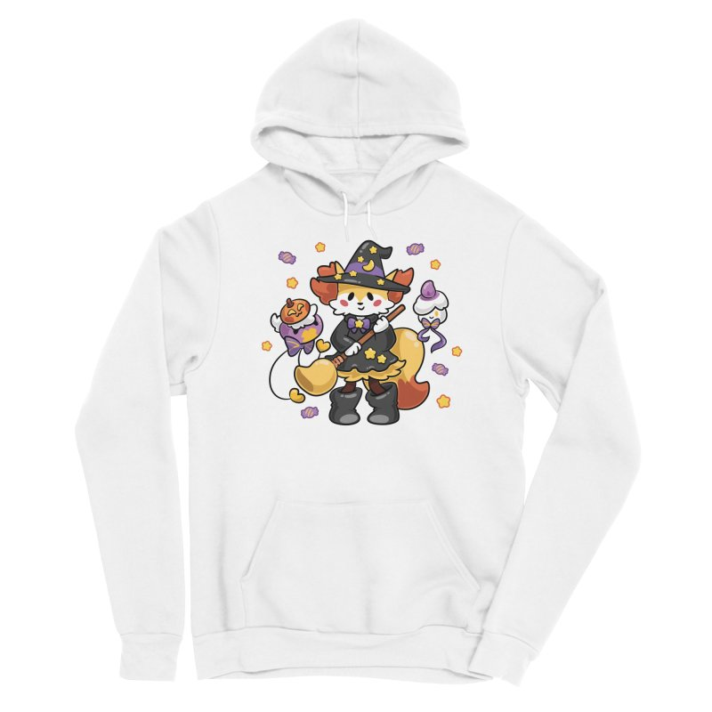 Halloween Ghosts Women's Pullover Hoody by ZombieMiki's Shirts & Stuff