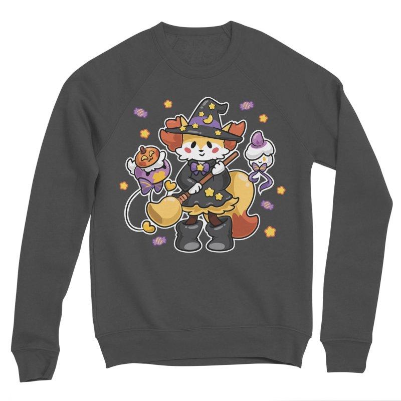 Halloween Ghosts Men's Sponge Fleece Sweatshirt by ZombieMiki's Shirts & Stuff
