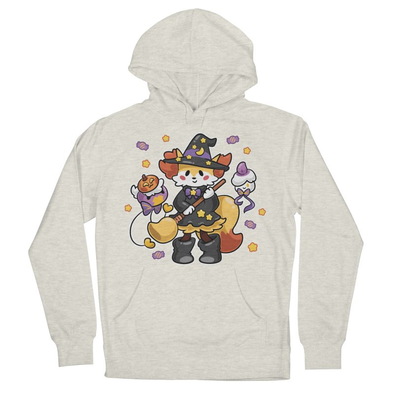 Halloween Ghosts Men's French Terry Pullover Hoody by ZombieMiki's Shirts & Stuff