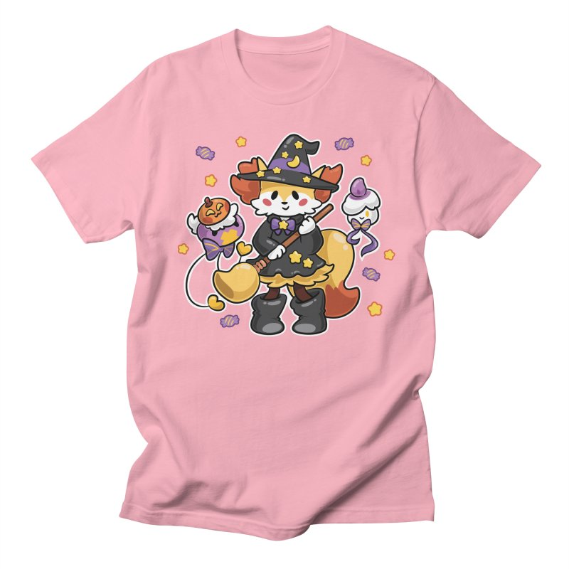 Halloween Ghosts Women's Regular Unisex T-Shirt by ZombieMiki's Shirts & Stuff