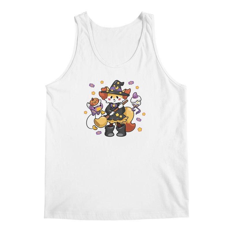 Halloween Ghosts Men's Regular Tank by ZombieMiki's Shirts & Stuff