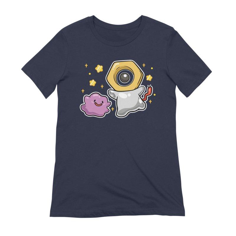Shapeshifters Women's Extra Soft T-Shirt by ZombieMiki's Shirts & Stuff