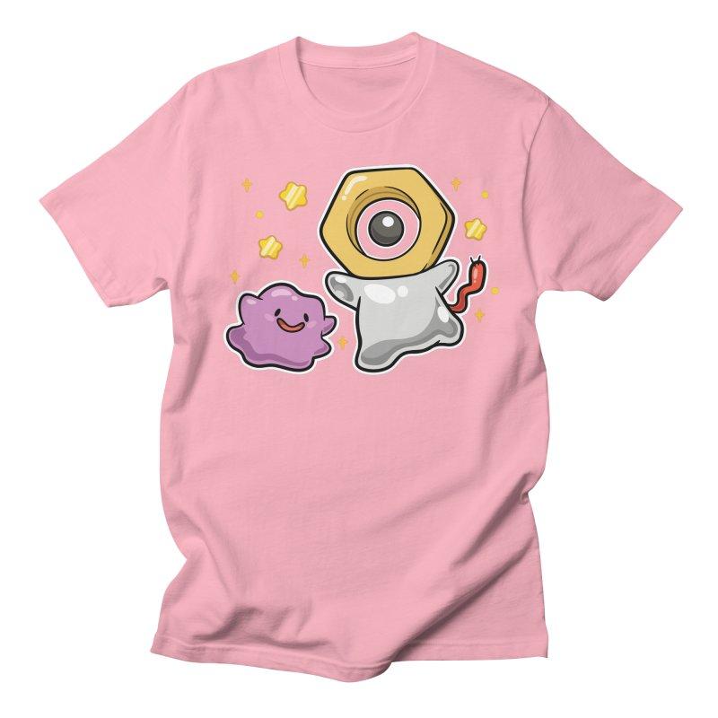 Shapeshifters Men's Regular T-Shirt by ZombieMiki's Shirts & Stuff