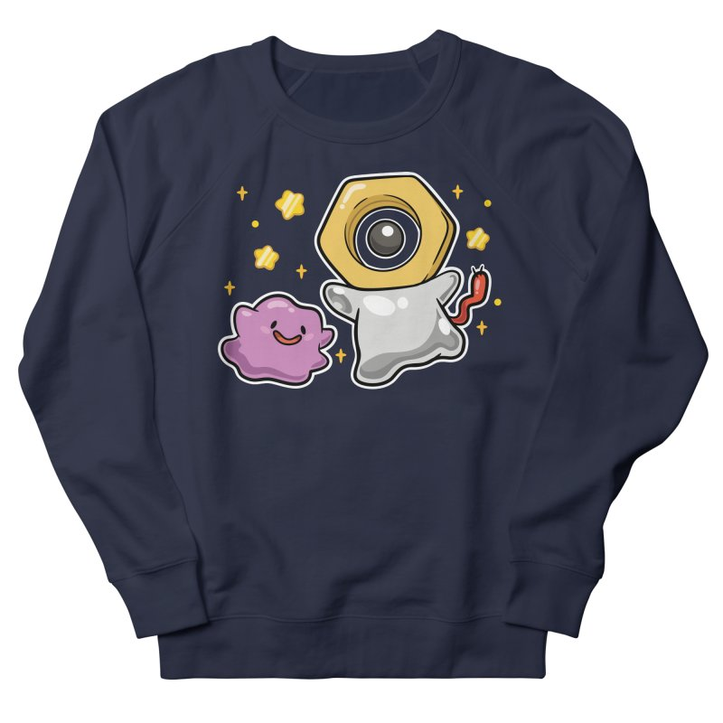 Shapeshifters Men's French Terry Sweatshirt by ZombieMiki's Shirts & Stuff