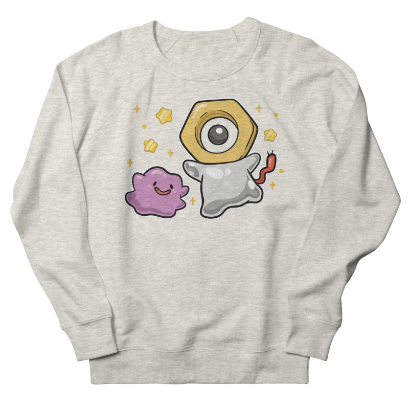 Shapeshifters Men's French Terry Sweatshirt by ZombieMiki's Shirts & Stuff