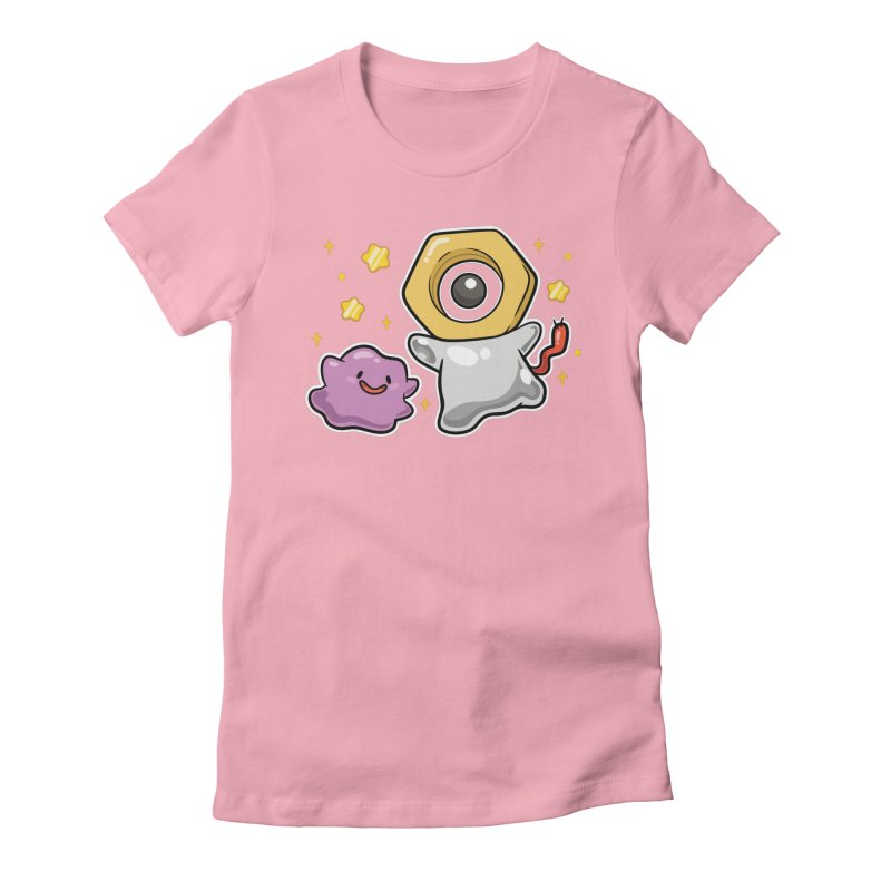 Shapeshifters Women's Fitted T-Shirt by ZombieMiki's Shirts & Stuff