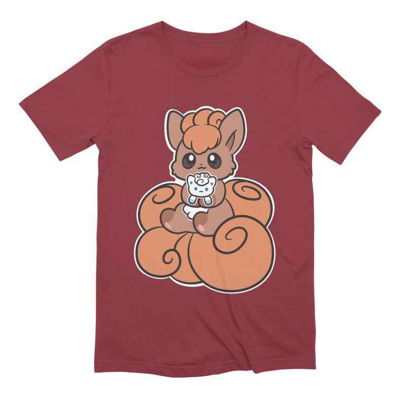 Fox Buddies Men's Extra Soft T-Shirt by ZombieMiki's Shirts & Stuff