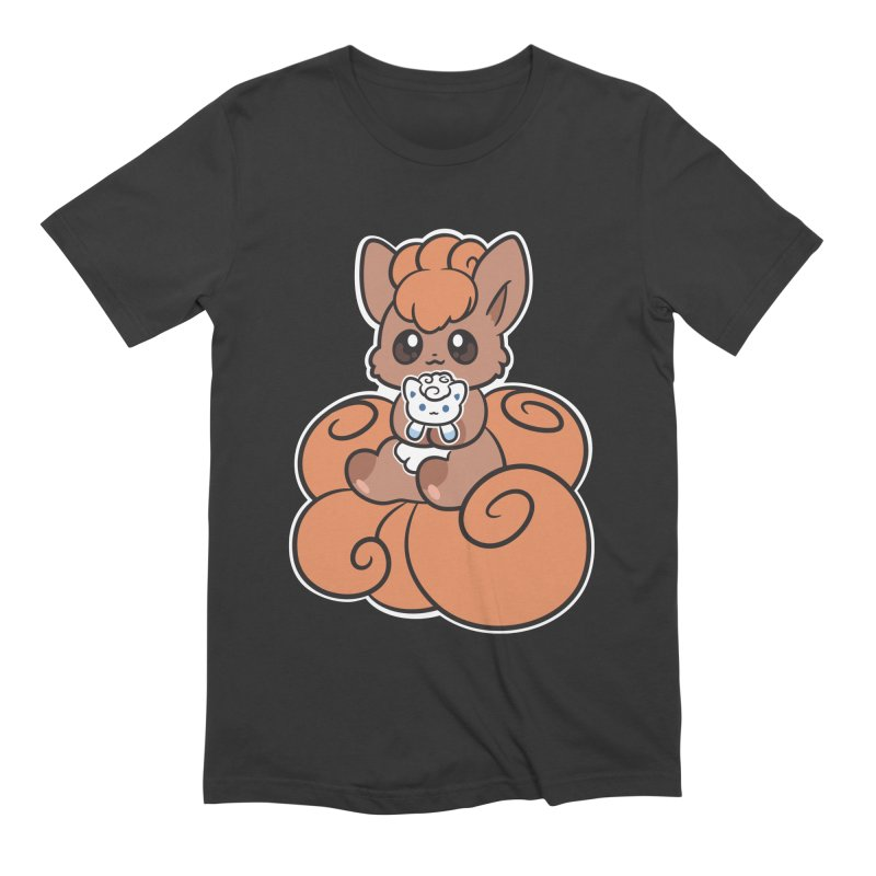 Fox Buddies Men's Extra Soft T-Shirt by ZombieMiki's Shirts & Stuff