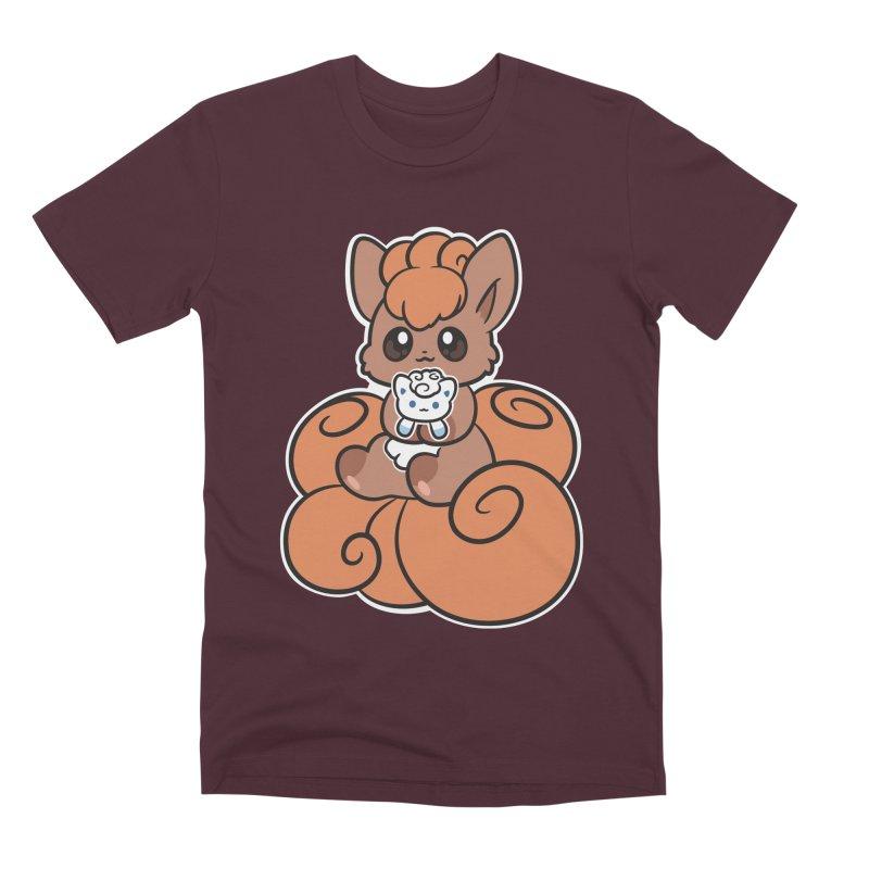Fox Buddies Men's Premium T-Shirt by ZombieMiki's Shirts & Stuff