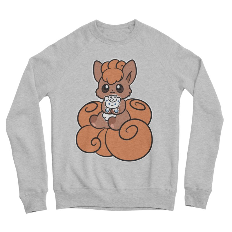 Fox Buddies Women's Sponge Fleece Sweatshirt by ZombieMiki's Shirts & Stuff