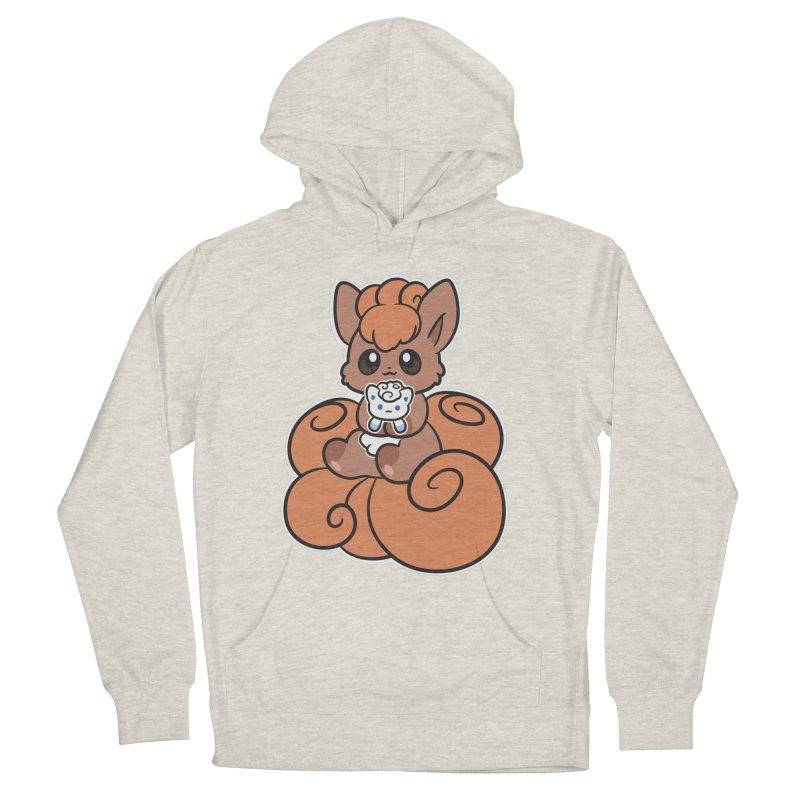 Fox Buddies Men's Pullover Hoody by ZombieMiki's Shirts & Stuff