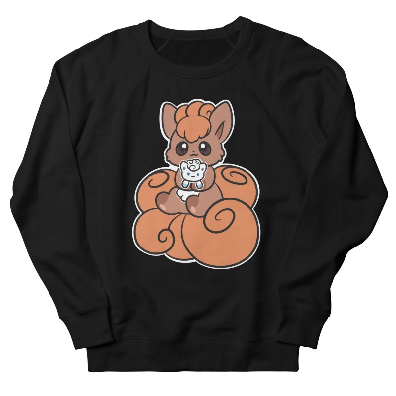 Fox Buddies Women's French Terry Sweatshirt by ZombieMiki's Shirts & Stuff