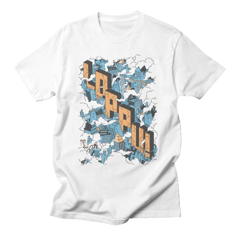 Loppu! Design #1 Men's T-Shirt by Mikko Saarainen's Artist Shop