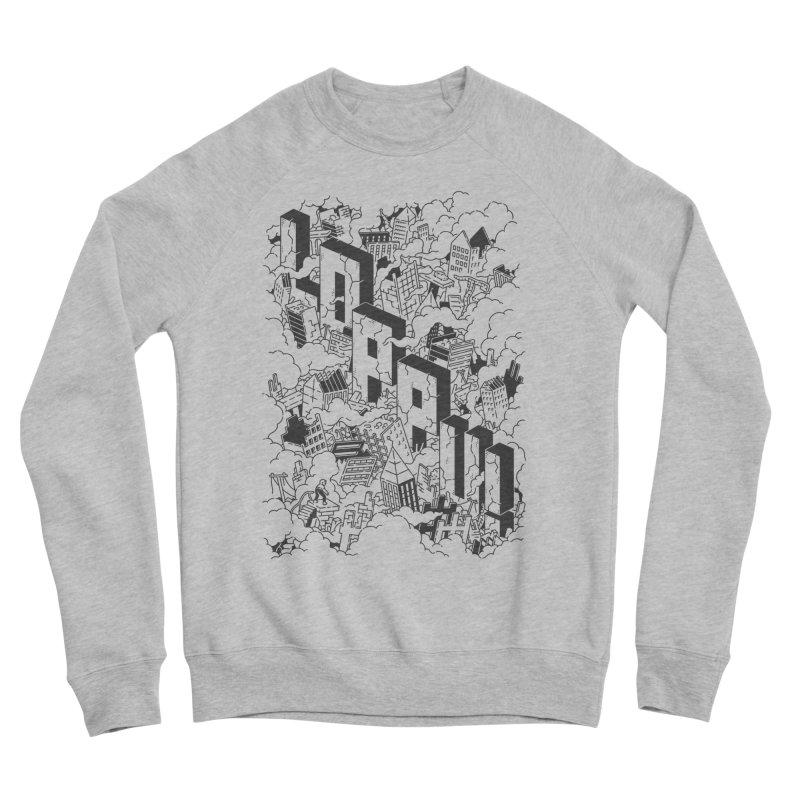 Loppu! Design #2 Men's Sweatshirt by Mikko Saarainen's Artist Shop