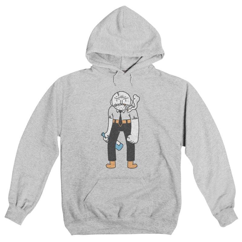 Loppu! Design #3 Men's Pullover Hoody by Mikko Saarainen's Artist Shop