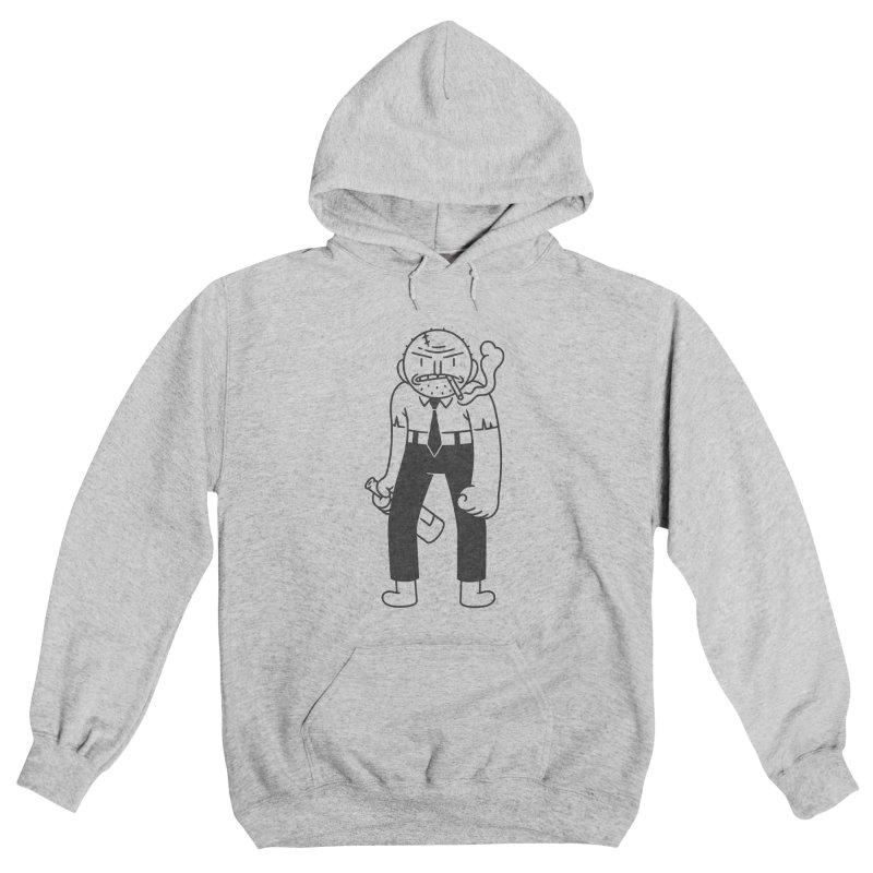 Loppu! Design #4 Men's Pullover Hoody by Mikko Saarainen's Artist Shop