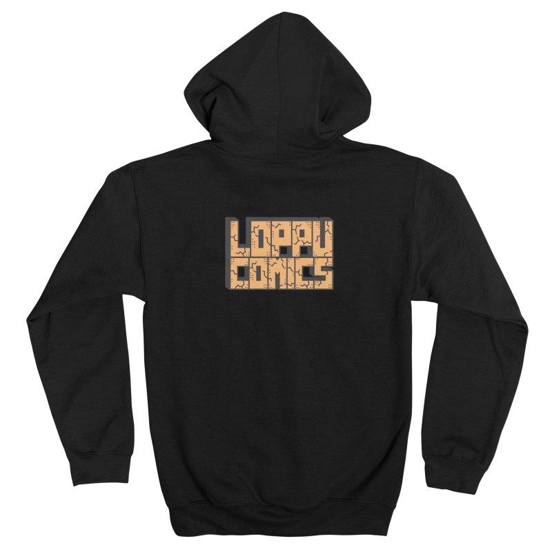 Loppu! Design #5 Women's Zip-Up Hoody by Mikko Saarainen's Artist Shop