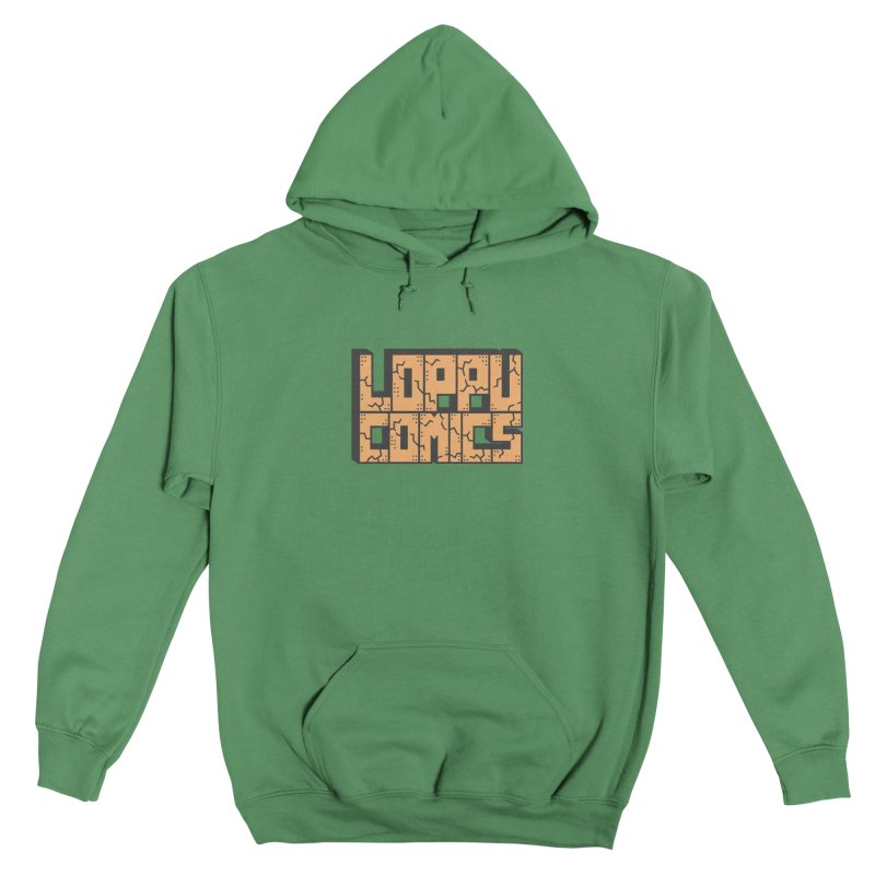 Loppu! Design #5 Men's Pullover Hoody by Mikko Saarainen's Artist Shop