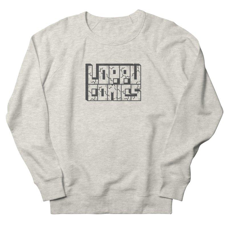 Loppu! Design #6 Men's Sweatshirt by Mikko Saarainen's Artist Shop