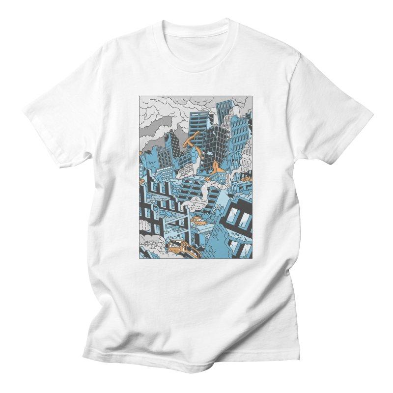 Loppu! Design #7 Men's T-Shirt by Mikko Saarainen's Artist Shop